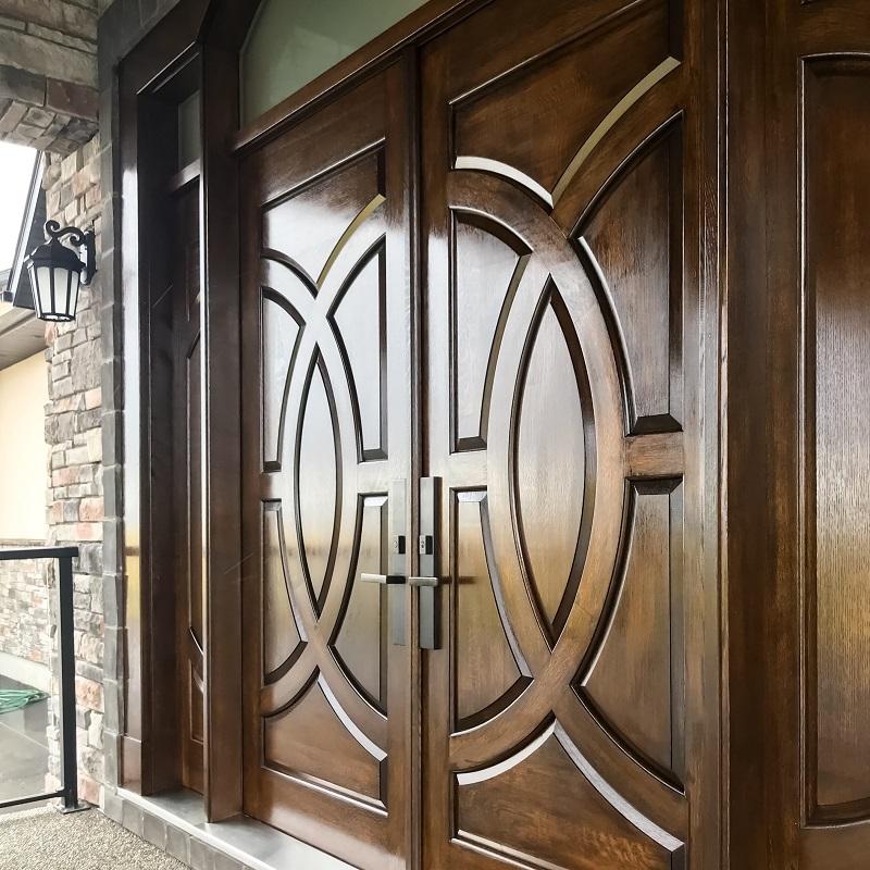 Mann Front Door 2