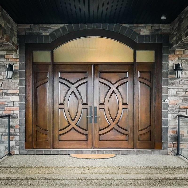 Mann Front Door