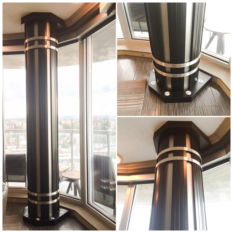 Penthouse Feature Columns